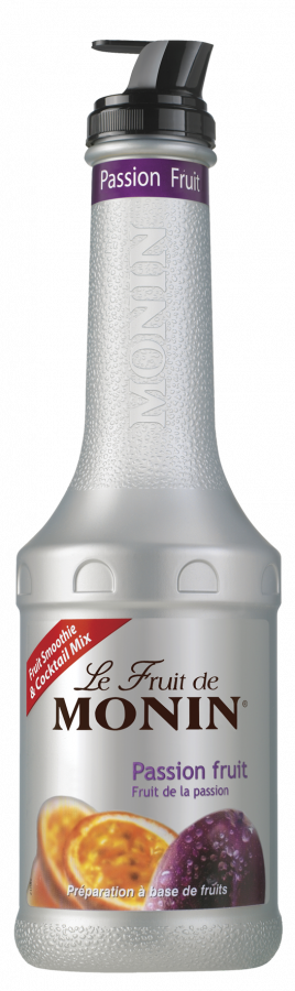 Monin Le Fruit Purée Passion 1 l