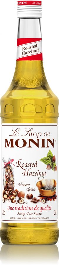 Monin Roasted Hazelnut Syrup 700 ml