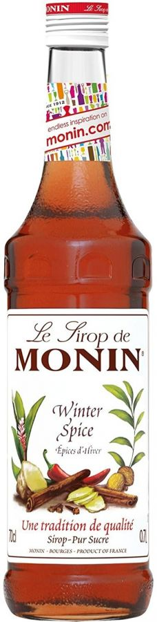 Monin Winter Spice Syrup 700 ml