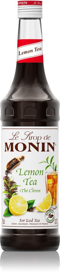 Monin Lemon Tea Syrup 700 ml