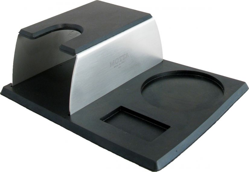 Motta Tamping Stand with Rubber Base