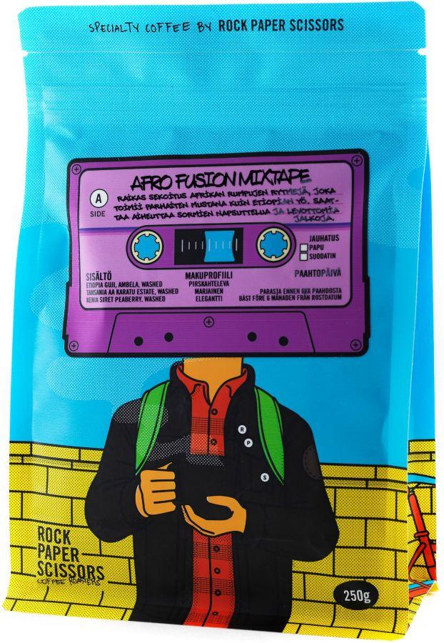 Record Coffee Company Afro Fusion Mixtape 250 g Coffee Beans