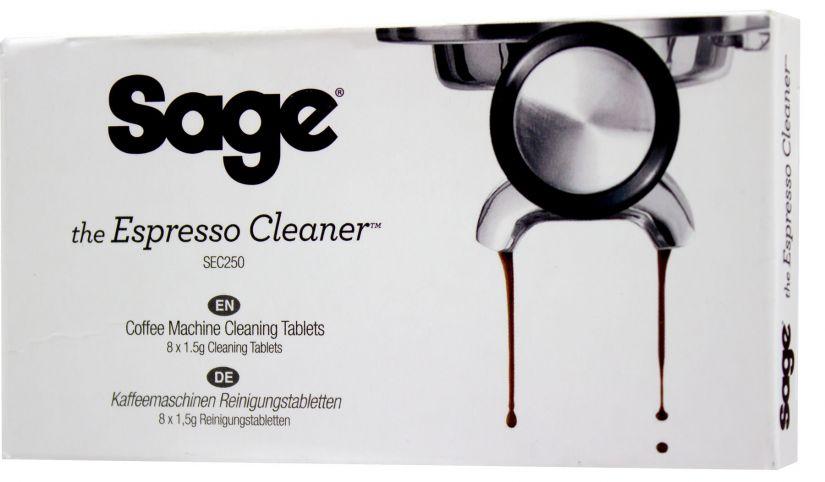 Sage Espresso Machine Cleaning Tablets 8 Pcs