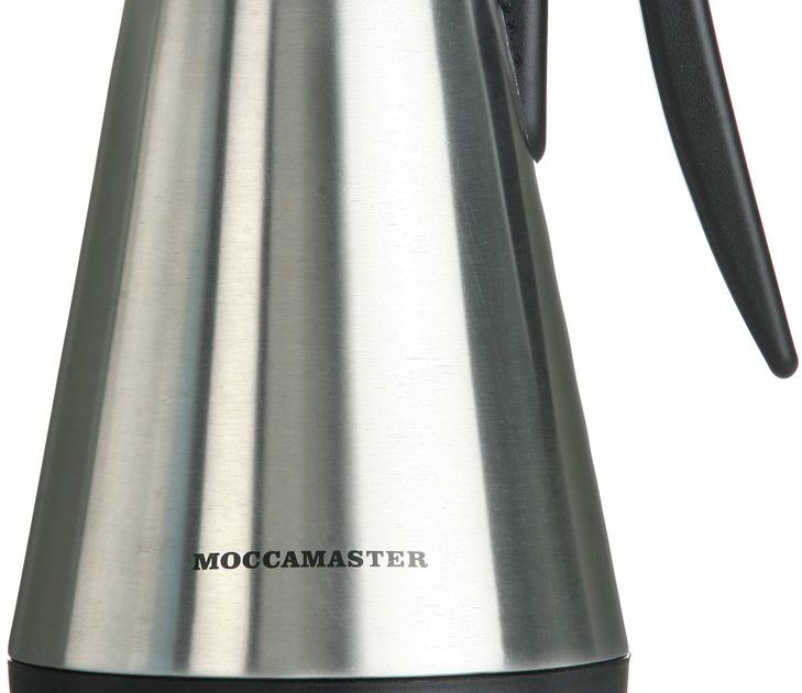 Moccamaster Kbt741 Thermo Steel Thermo Jug Crema
