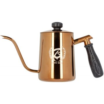 Barista Space 3 in 1 Coffee Kettle 600 ml, Rose Gold