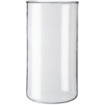 Spare beaker without spout for Bodum 4 cup press pot (0,5 liters)