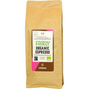 Crema Fairly Organic Espresso 1 kg