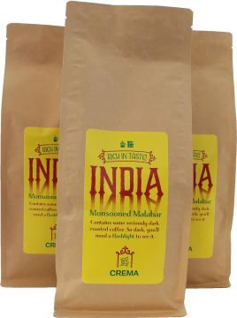 Crema India Monsooned Malabar 3 kg