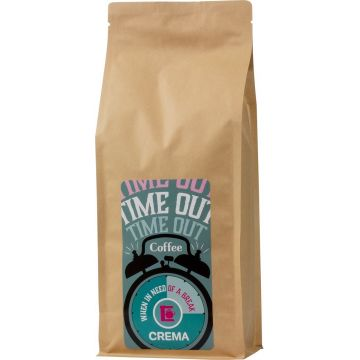 Crema Time Out filter coffee 1 kg ground