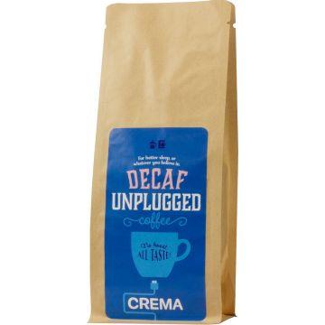 Crema Unplugged Decaf coffee 500 g