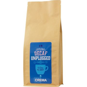 Crema Unplugged Decaf coffee 1 kg