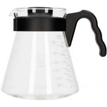 Hario V60 Coffee Server Size 03, 1000 ml
