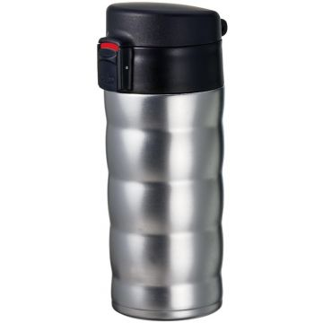 Hario V60 Soto Mug, Silver