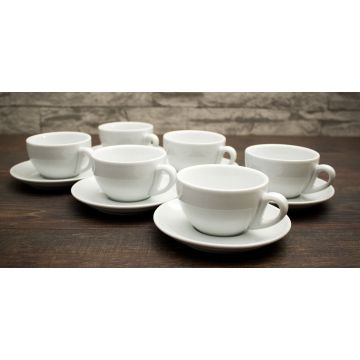 IPA MIlano Latte Cup, 6 Pack