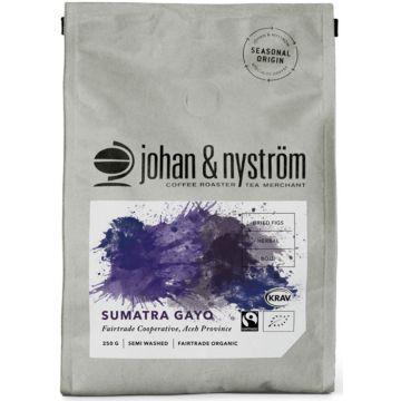 Johan & Nyström Sumatra Gayo 250 g