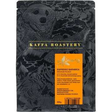 Kaffa Roastery Espresso Barabica 250 g Coffee Beans