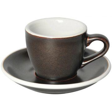 Loveramics Egg Gunpowder Espresso Cup 80 ml