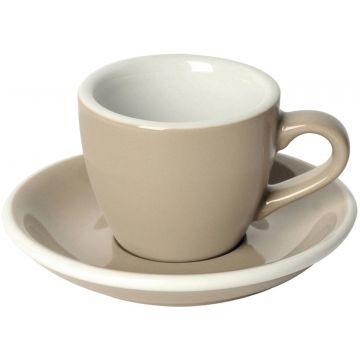 Loveramics Egg Taupe Espresso Cup 80 ml