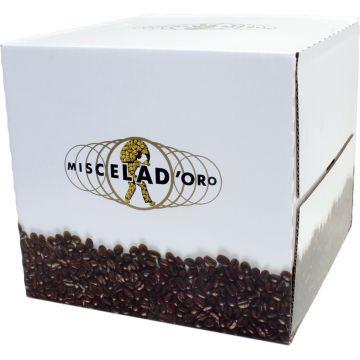 Miscela d'Oro Gran Crema coffee beans 6 x 1 kg wholesale unit