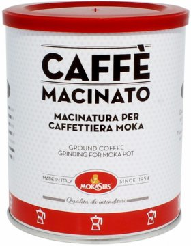 Mokasirs Selezione 250 g ground coffee
