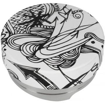 Motta Leveling Tool Black & White, 58,5 mm