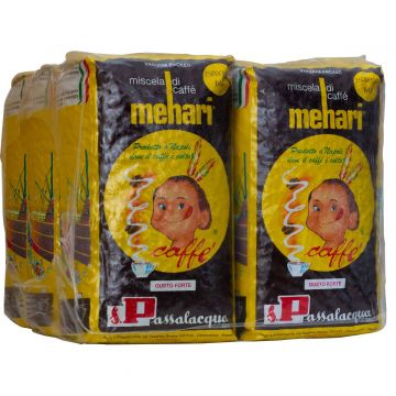 Passalacqua Mehari 6 kg Coffee Beans Wholesale Unit