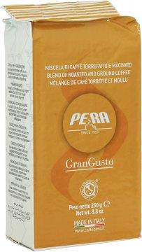 Pera Gran Gusto 250 g Ground Coffee