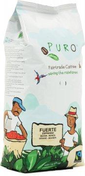 Puro Fuerte 1 kg coffee beans