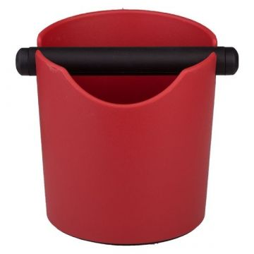 Rhinowares Waste Tube Knock Box, Red