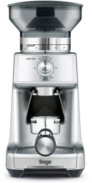 Sage the Dose Control Pro Coffee Grinder, Silver