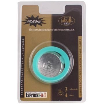 G.A.T. Spare Gaskets for 3-4 Cups Stovetop Espresso Maker