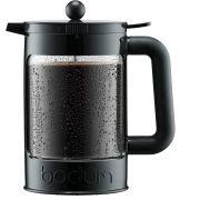 Bodum Bean Set 12 Cup Cold Brew Coffee Maker 1500 ml, Black