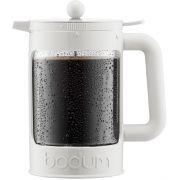 Bodum Bean Set 12 Cup Cold Brew Coffee Maker 1500 ml, White