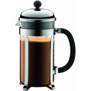 Bodum Chambord 8 Cup French Press Coffee Maker, PC Beaker