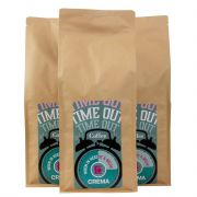 Crema Time Out Filter Coffee 3 x 1 kg beans