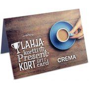 Crema Gift Card