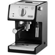 DeLonghi ECP33.21.BK Espresso Machine, Silver/Black