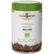 Miscela d'Oro Espresso Natura 250 g ground coffee