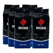 Moak Servito 6 kg coffee beans wholesale packaging