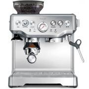 Sage the Barista Express Espresso Coffee Maker, Silver