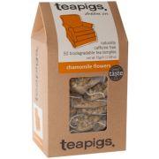 Teapigs Chamomile Flowers 50 Tea Bags