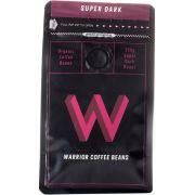 Warrior Coffee Super Dark 250 g Coffee Beans
